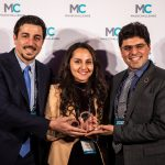 UConn Startup Snags Third Place in Largest Graduate-Level Student Pitch Competition